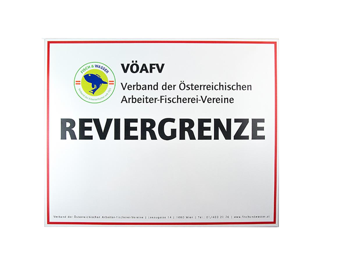 Straßenschild - Aluminium-Verbund mit Digitaldruck - Karas Wiener Schilderwerkstatt